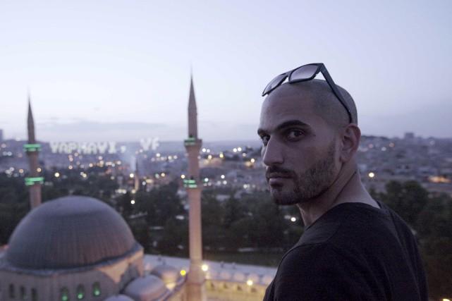 Même après s'être rendu en Turquie, le reporter... (Photo fournie par Télé-Québec)