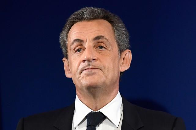 Nicolas Sarkozy a étédéfait le 20 novembre dernier... (Photo archives Agence France-Presse)