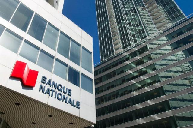 La Banque Nationale est actuellement considérée comme étant... (photoGraham Hughes, archives la presse canadienne)