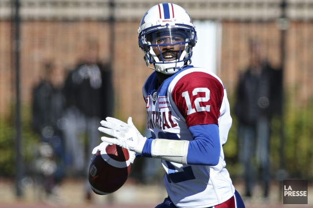 Rakeem Cato... (Photo Robert Skinner, archives La Presse)