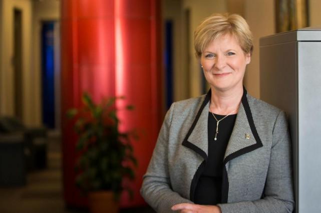 Guylaine Dufresne,directrice principale, investissement et planification financière, à... (PhotoIVANOH DEMERS, LA PRESSE)