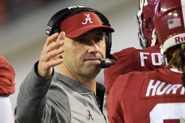 Steve Sarkisian... (Photo David Mercer, USA Today Sports)