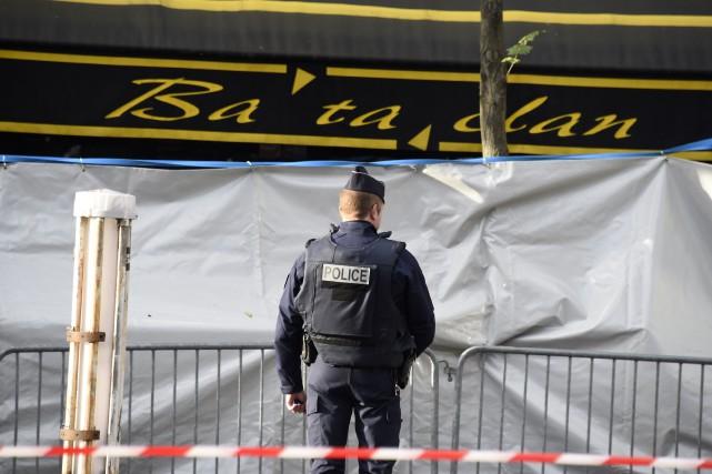 La Maison-Blanche évoque, entre autres, les attentats de... (PHOTO DOMINIQUE FAGET, ARCHIVES AFP)