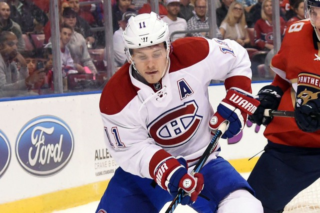 Tout indique que Brendan Gallagher sera prêt à revenir... (Photo Steve Mitchell, archives USA Today Sports)