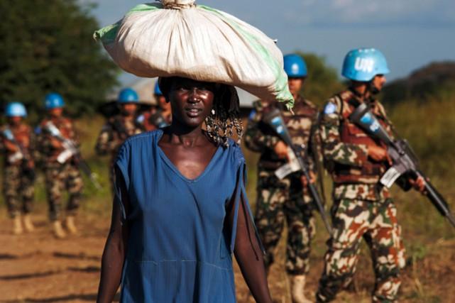 La crise humanitaire dans le pays est catastrophique... (PHOTO AFP)