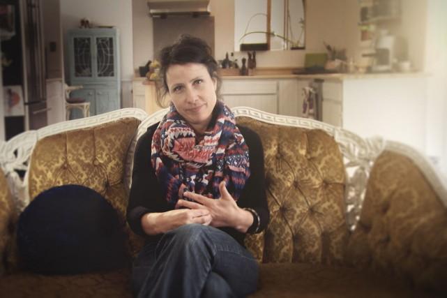 Visionnez le portrait intime de l'artiste Adèle Blais... (fournie par Télé-Québec)