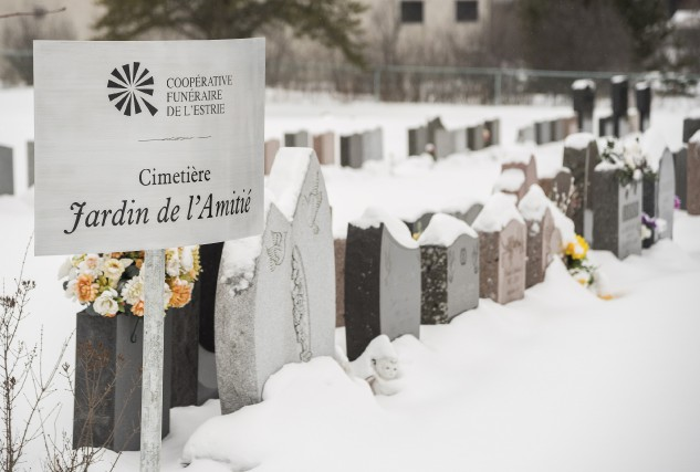 Si la communauté musulmane réclame son propre cimetière... (Spectre Média, Frédéric Côté)