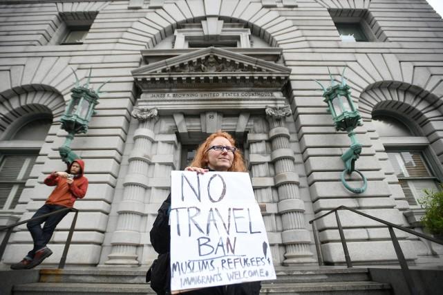 La Cour d'appel de San Francisco a commencé... (PHOTO REUTERS)
