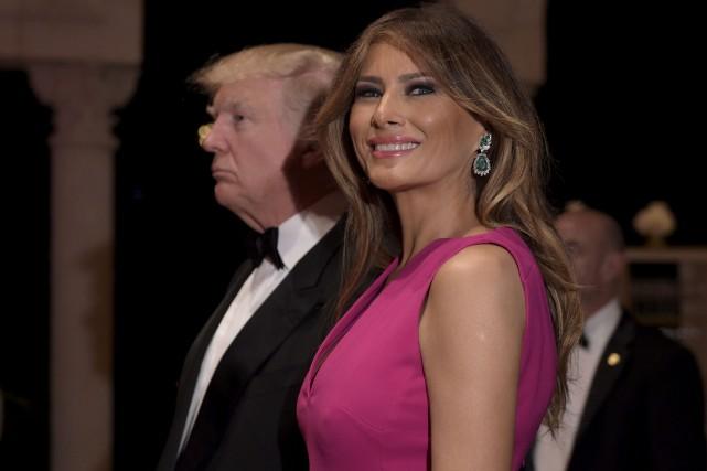 Dans son assignation pour diffamation, Melania Trumpassure que... (AP, Susan Walsh)