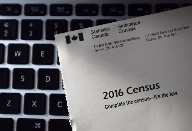 Les réponses d'environ 61 000 personnes ont été... (La Presse canadienne)