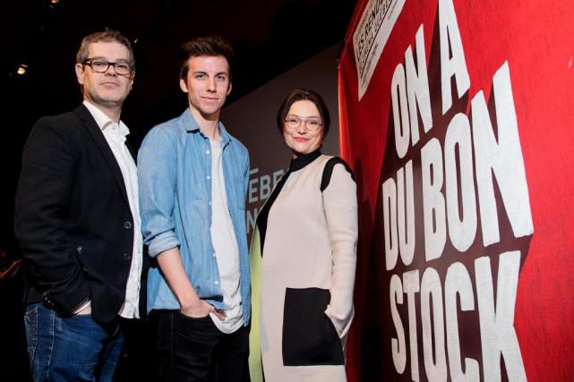 Le porte-parole des35esRendez-vous du cinéma québécois, le comédien... (Photo Alain Roberge, La Presse)