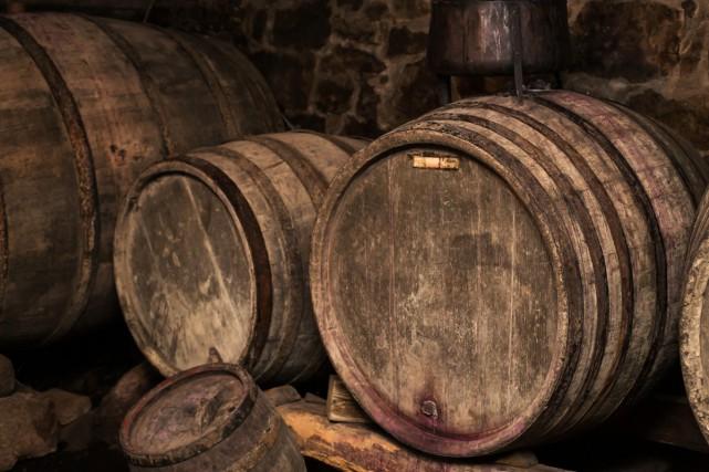 Beaucoup de gens croient, à tort, que les vins issus de l'assemblage de... (PHOTO THINKSTOCK)