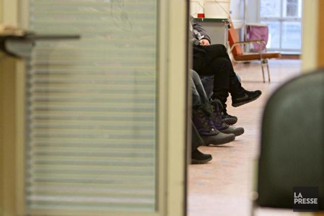 Les nouveaux Centres de répartition des demandes de... (Archives La Presse, François Roy)
