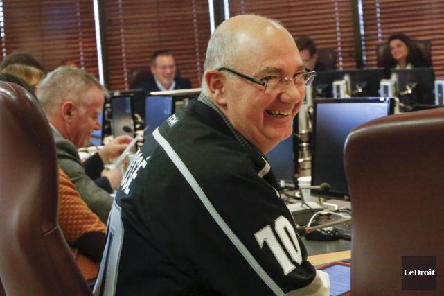 Denis Tassé affirme que le maire aurait pu... (Simon Séguin-Bertrand, Archives Le Droit)