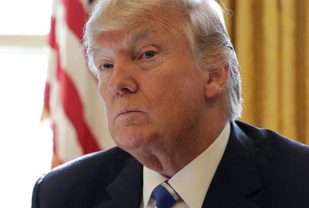 Le président américain, Donald Trump... (PHOTO Joshua Roberts, REUTERS)