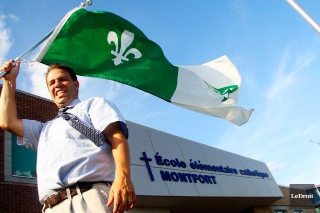 L'Ontario est une des rares provinces qui subventionnent encore deux systèmes... (Etienne Ranger, Archives Le Droit)