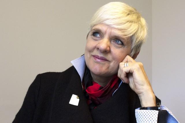 Suzanne Bergeron a ouvert avec Louise Amiot lepremier... (Fournie par Suzanne Bergeron)