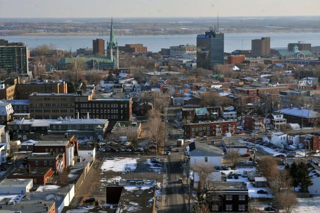 Du côté de Trois-Rivières, la population a augmenté... (Stéphane Lessard, Le Nouvelliste)