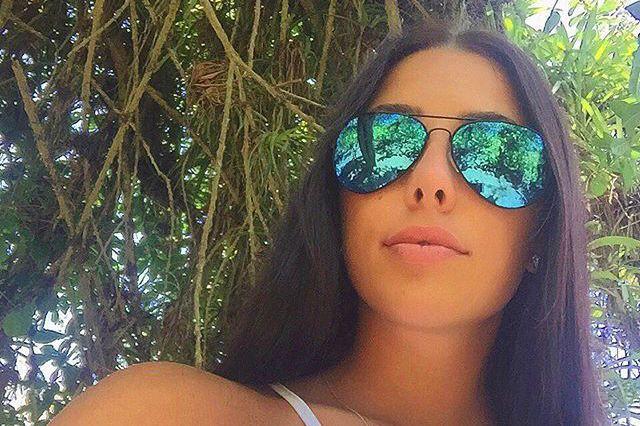 La Granbyenne Mélina Roberge est détenue en Australie... (tirée de Facebook)