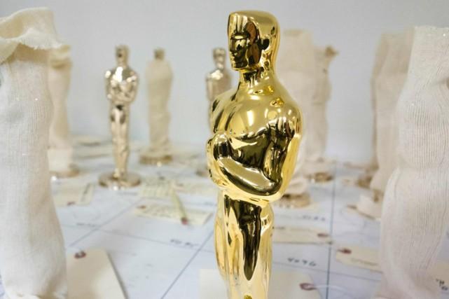 L'une des plus célèbres agences artistiques d'Hollywood a annulé sa... (PHOTO AFP)