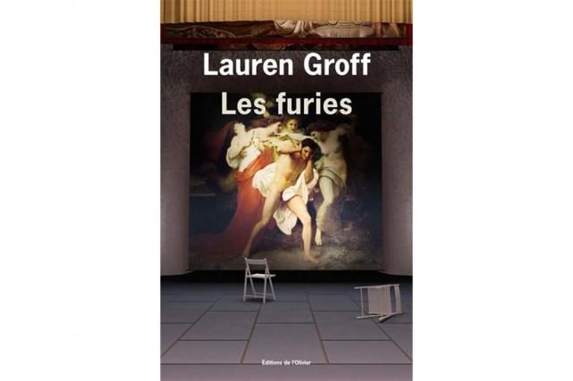 Les furies, de Lauren Groff... (image fournie par les Éditions de l'Olivier)