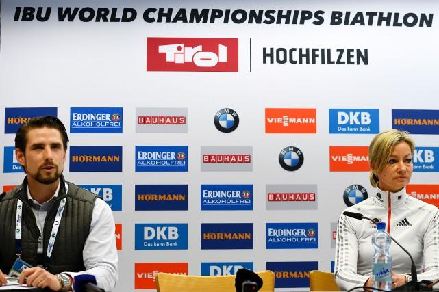 Le porte-parole de la police autrichienne, Vincenz Kriegs-Au,... (Photo Franck Fife, AFP)