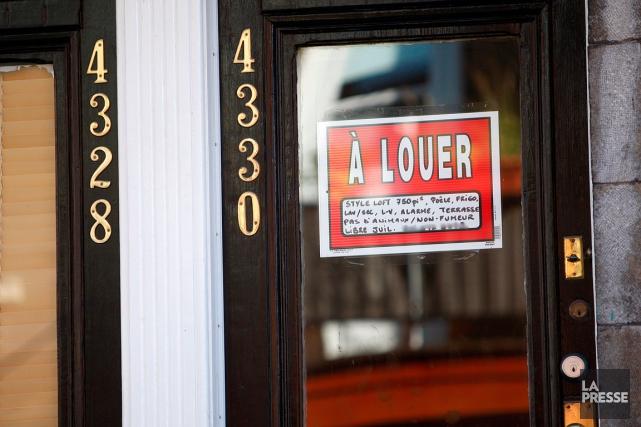La Régie du logement continuera à publierune estimation... (Martin Chamberland, archives La Presse)