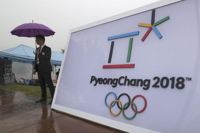 Les Jeux olympiques d'hiver de Pyeongchangauront lieu du... (Archives, Associated Press)