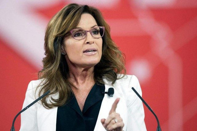 Sarah Palin... (Archives Associated Press)