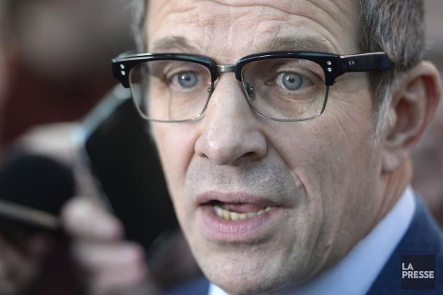 Selon Dany Dubé, le directeur général du Canadien... (Photo Bernard Brault, La Presse)