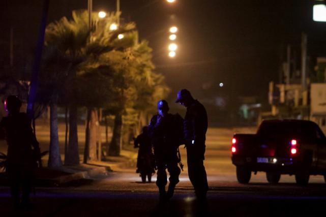 L'État de Sinaloa, fief de «El Chapo», est... (PHOTO AP)