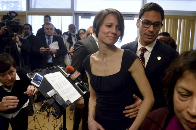 Blanchi récemment d'une allégation d'agression sexuelle, l'ex-député libéral... (La Presse canadienne)