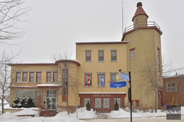 L'hôtel de ville de Donnacona sera remodelée de... (Le Soleil, Patrice Laroche)