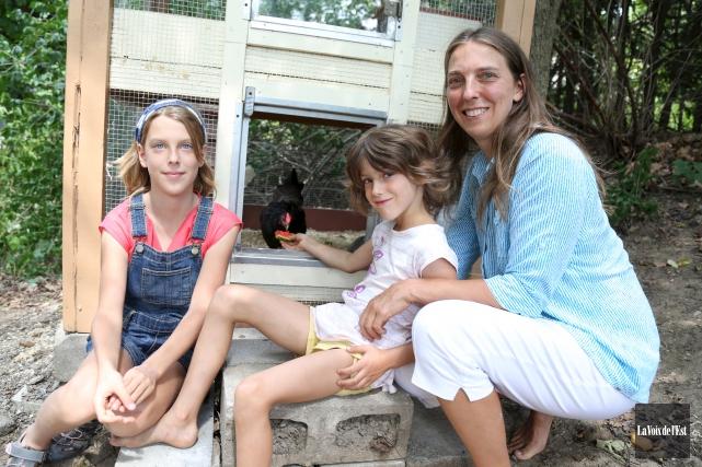 Andrée Royer plaide depuis l'été dernier pour l'adoption... (archives La Voix de l'Est)