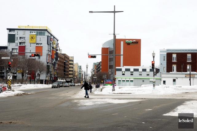 La Ville de Québec estime qu'elle a besoin... (Le Soleil, Erick Labbé)