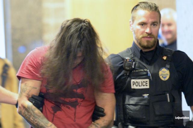 L'homme de 35 ans a plaidé coupable, mercredi.... (Archives Le Quotidien, Jeannot Lévesque)