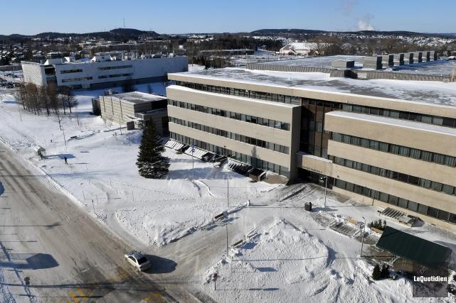 L'Université du Québec a publié un communiqué, jeudi,... (Archives Le Quotidien, Rocket Lavoie)