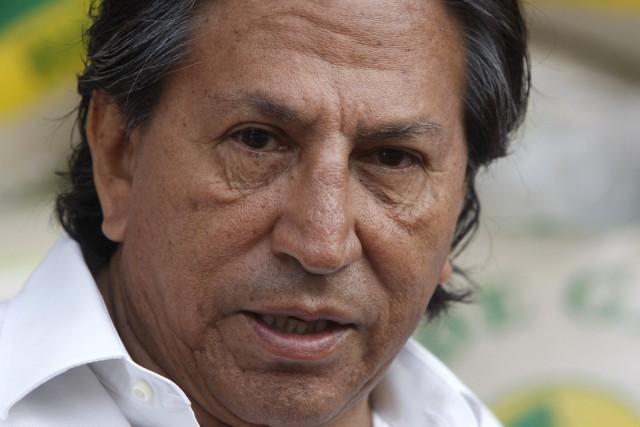 Alejandro Toledo a été président du Pérou de2001... (Photo Karel Navarro, AP)
