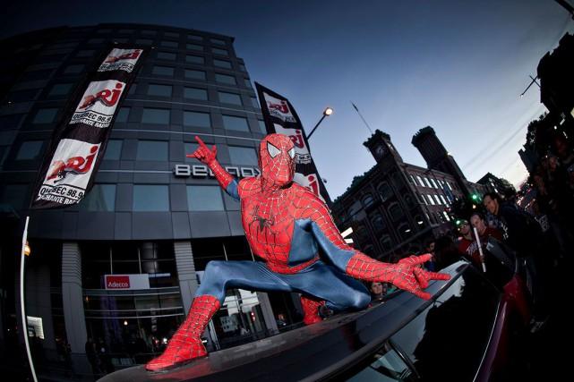 Beenox a produit la sériedes Spider-Man.... (Photo fournie par Beenox)