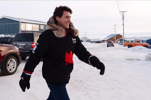 Trudeau a expliqué avoir «tourné le dos à... (La Presse canadienne)