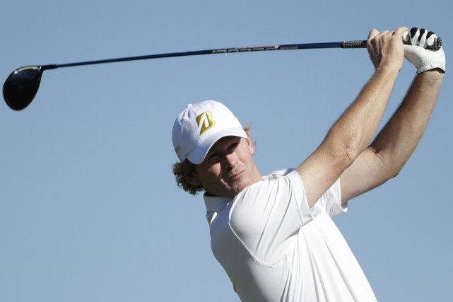 Brandt Snedeker... (Photo Gregory Bull, archives AP)