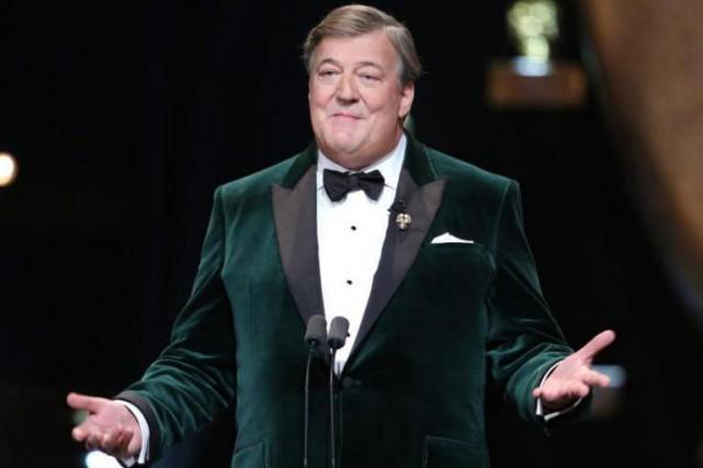 Stephen Fry animera sa12e soirée desBAFTA Awards.... (photo fournie par les bafta)