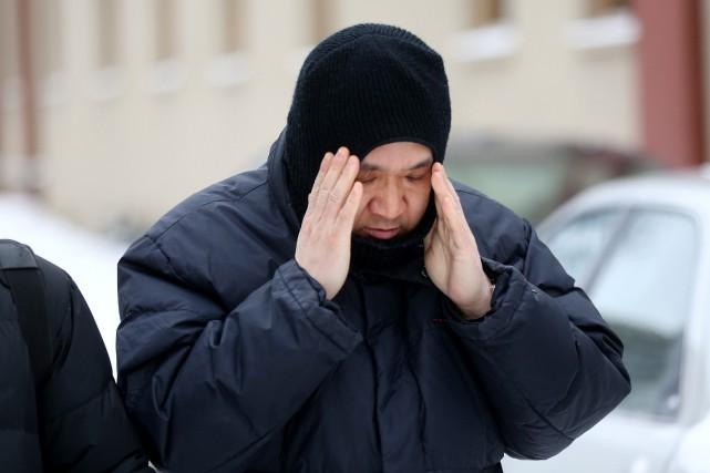 Will Baker, diagnostiquéschizophrène, avait tué un jeune travailleur... (Photo La Presse Canadienne)
