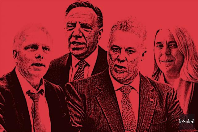 DÉCODAGE / Le grand patron de l'Unité permanente anticorruption a corroboré des... (Infographie Le Soleil)