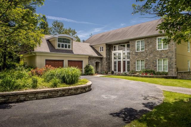 Cette demeure de Lac-Beauport a été vendue au... (Fournie par Royal Lepage Inter-Québec)