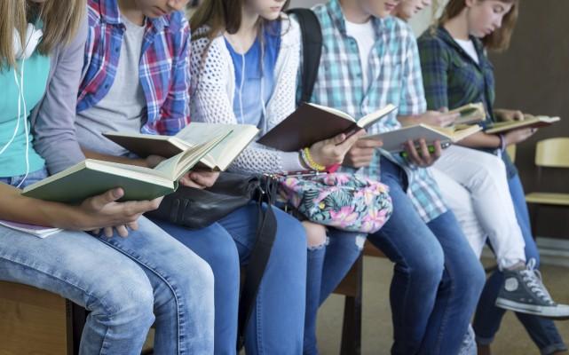 OPINION / Le but de l'éducation, selon Aristote, est de nous permettre de faire... (123RF/yanlev)