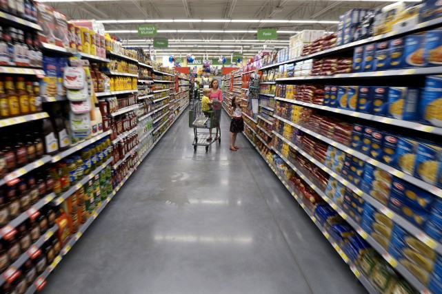 L'organisme Services de santé Alberta a accusé Walmart... (Photo Rick Wilking, archives Reuters)