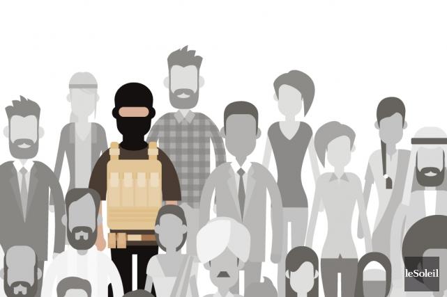 Les initiatives de Québec pour prévenir la radicalisation représentent un coup... (Infographie Le Soleil)