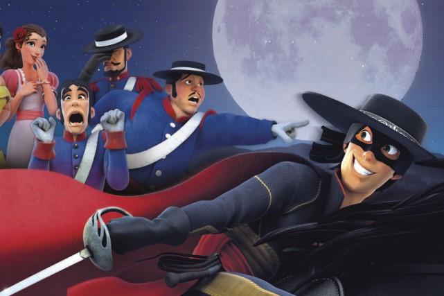 L'entente avec Zorro Productions permettra au groupe PVP... (FOURNIE PAR LE GROUPE PVP)