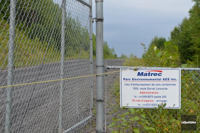 Matrec continuera à effectuer la collecte des déchets... (Archives Le Quotidien, Laura Lévesque)